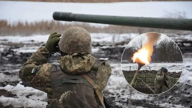 Террористы на Донбассе ударили по ВСУ минами и ранили двух воинов