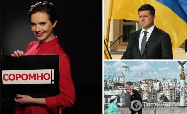 Соколова: Зеленский привык быть любимцем, но украинцы умудряются влиять на него. Интервью